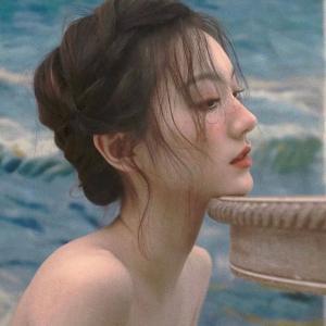 超有气质的漂亮女生头像
