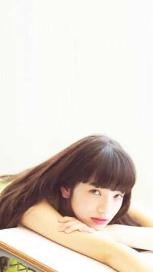 日本可爱清纯女明星小松菜奈