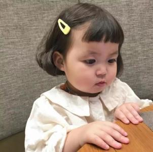 韩国古灵精怪萌娃罗熙可爱图片