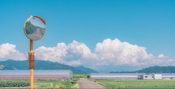 日本乡村小清新优美风景