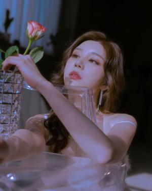 韩国模特唯美艺术私房写真
