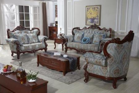 欧式精美沙发图片