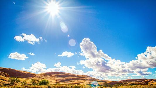 壮观的大自然风光