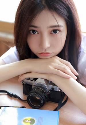 清纯少女甜美小清新写真