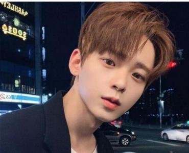 韩国时尚帅气男生潮流发型