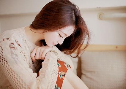 清新淡雅韩版女生头像