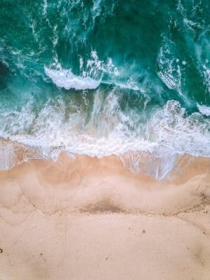 唯美海洋风景图片