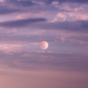 浪漫唯美梦幻天空意境风景图