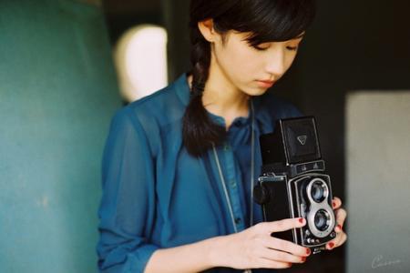 小清新魅惑唯美美女写真