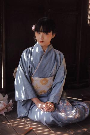 日系和服美女纯美养眼写真