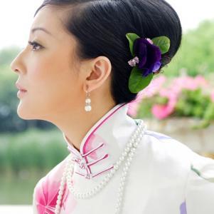 卡咔度旗袍摄影