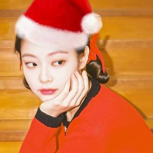 2021甜美女生圣诞主题可爱头像