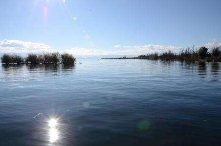 最美海上风景图片