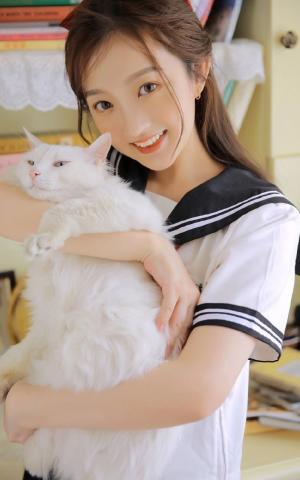 少女jk制服甜美写真