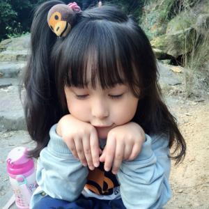 小芈月萌娃刘楚恬可爱搞怪表情