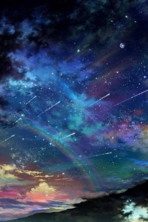 唯美浩瀚星空壁纸