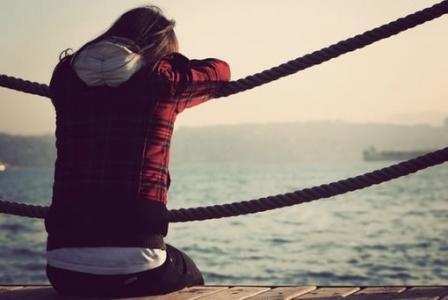 失落的时时候只想一个人