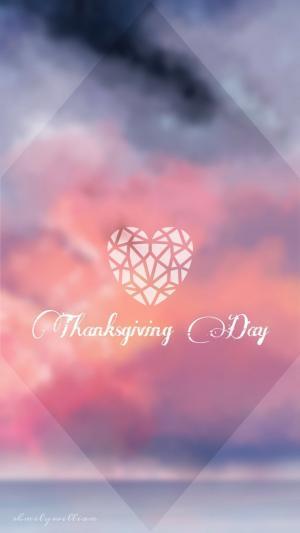 感恩节感谢身边的人