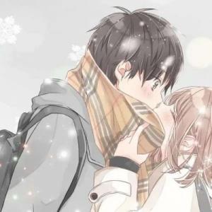 适合冬天用的情侣头像
