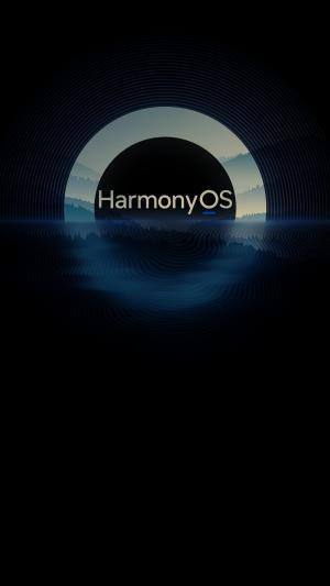 华为鸿蒙系统HarmonyOS锁屏壁纸