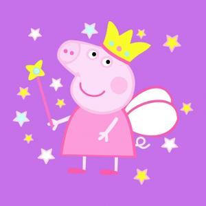 粉红猪小妹佩奇头像