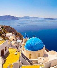 浪漫希腊爱琴海