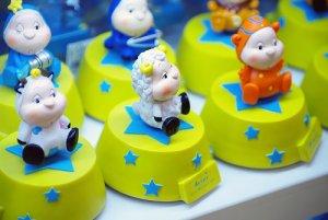 喜洋洋卡通小玩具