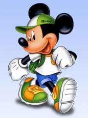 迪斯尼米老鼠卡通手机图片