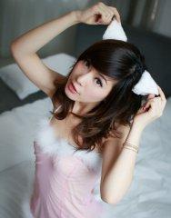 可爱的猫女写真
