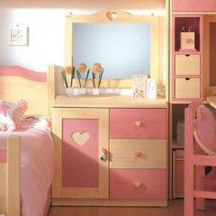 卡哇伊粉色小房间