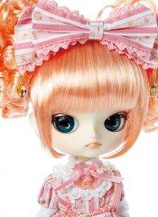 粉可爱的Pullip洋娃娃