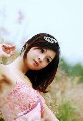 自然中的美丽公主