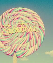 LOMO图片最爱棒棒糖