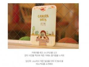 韩国可爱的IC卡套