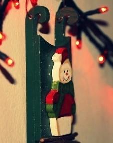 圣诞节节日唯美图片