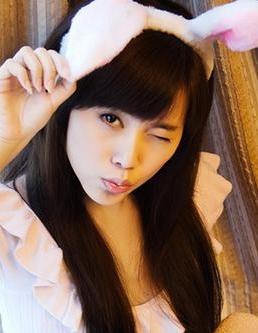 可爱韩国女生QQ头像