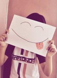唯美的Smile微笑图片
