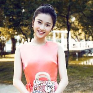 张慧雯青春甜美写真图片
