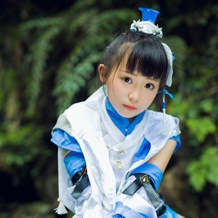 剑网3纯阳可爱萌动小萝莉