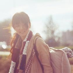 小清新可爱少女图片