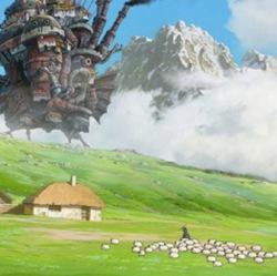 宫崎骏哈尔的移动城堡