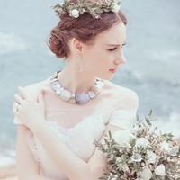 唯美可爱新娘婚纱梦幻写真
