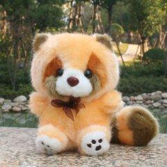 可爱的小棕熊图片