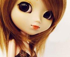可爱的SD娃娃头像大图片