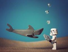 可爱创意人鱼贴图