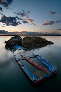 美丽的湖泊手机风景图片