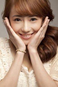 可爱的微笑天使美女图片
