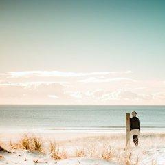 美丽的大海沙滩风景图片