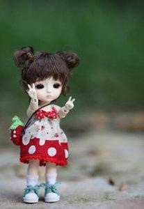 可爱的SD娃娃玩具图片三
