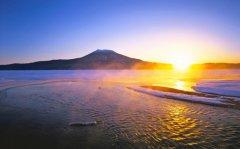 美丽的日出风景图片